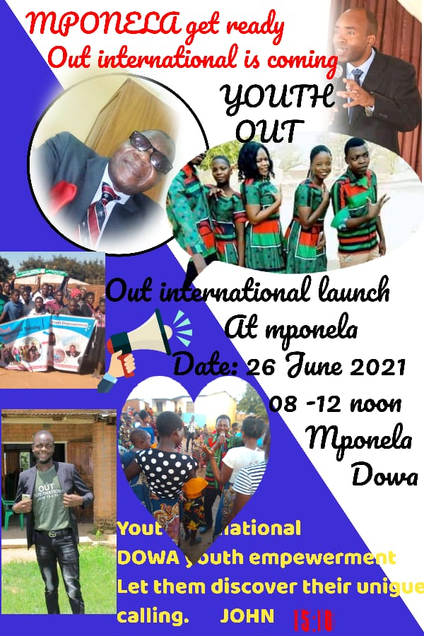 OUT international LAUNCH in MPONELA
